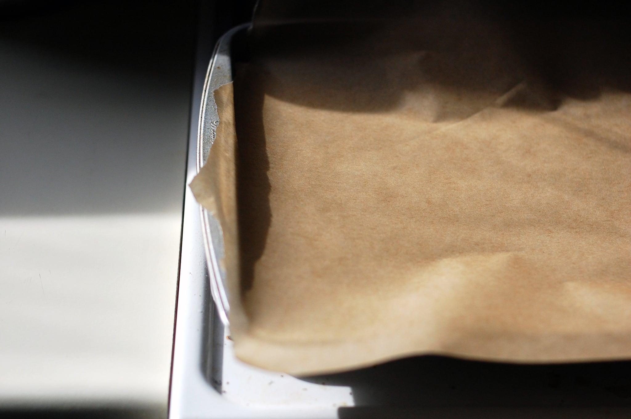 Prep the Baking Sheet