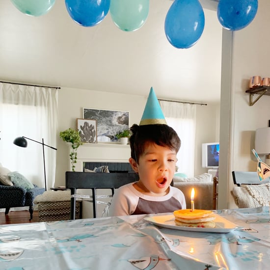 How We Made Our Son's Birthday Feel Special During COVID-19