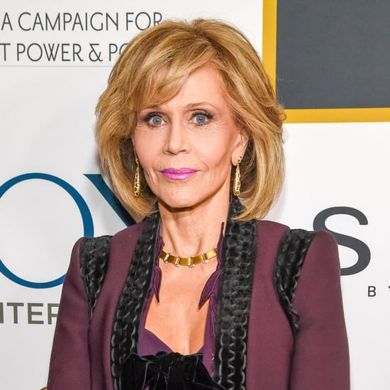 Jane Fonda Reveals She Had a Cancerous Growth Removed From Her Lip