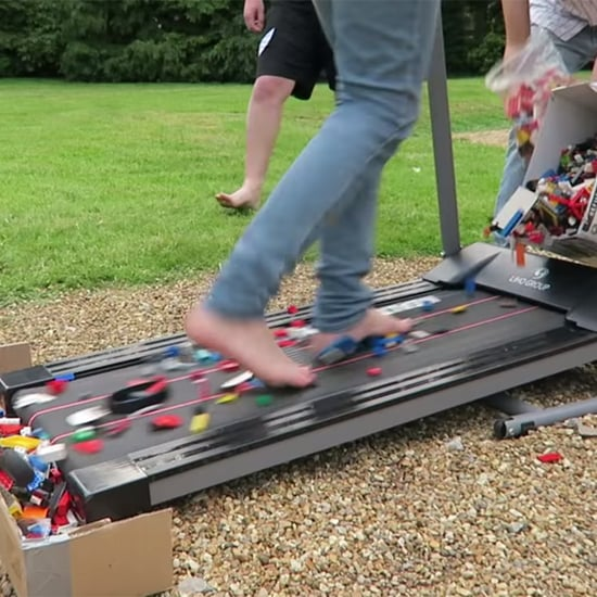 What Is the Lego Treadmill Challenge?