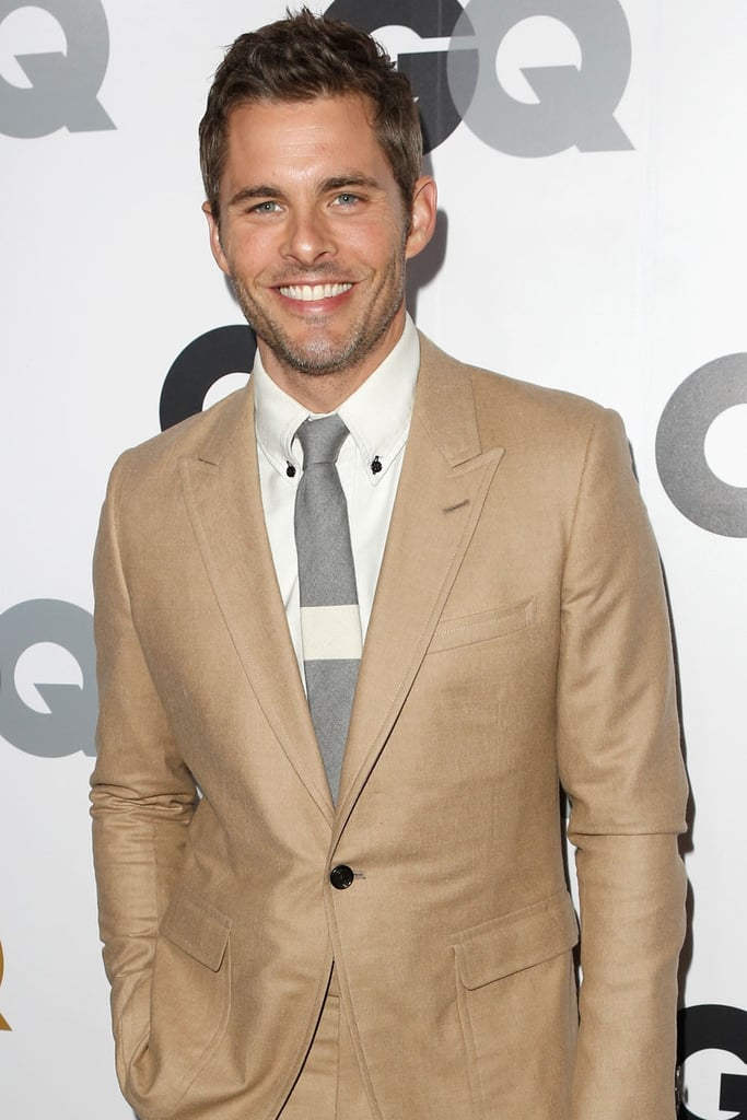 James Marsden will star in Walk of Shame, opposite fellow 30 Rock-er Elizabeth Banks. Sex and the City's Willie Garson will play Banks' boss.