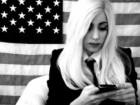 """Video of Lady Gaga Speaking Against """"Don't Ask, Don't Tell"""""""