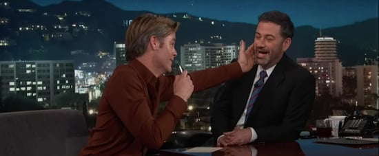 Chris Pine Rapping Ice Ice Baby on Jimmy Kimmel Live Video