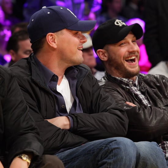 Tom Hardy and Leonardo DiCaprio's Friendship Pictures