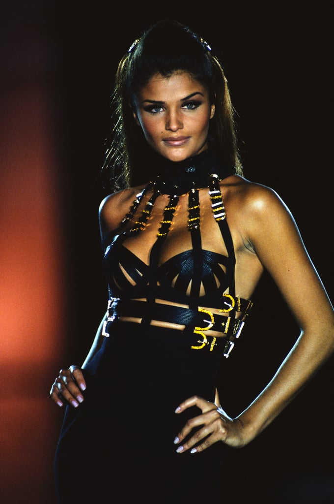 Helena Christensen's Look From the '90s