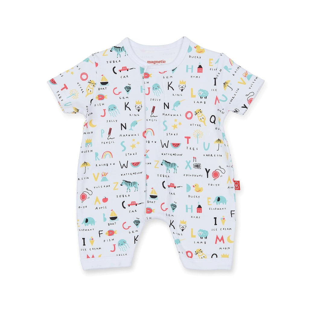 Magnetic Baby Clothes Exist, So Prepare to Have Your Entire Life Changed
