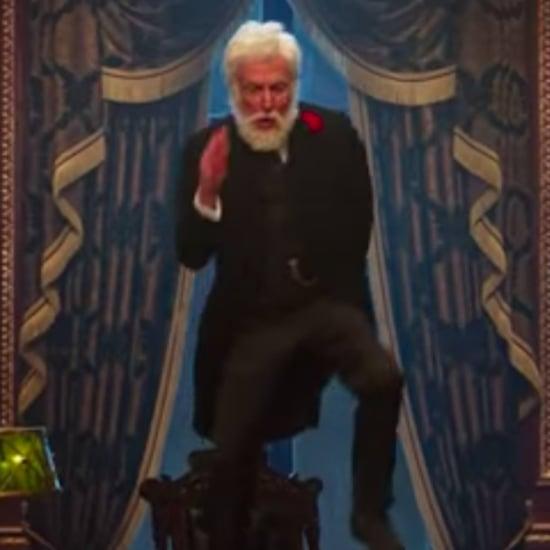 Is Dick Van Dyke in Mary Poppins Returns?
