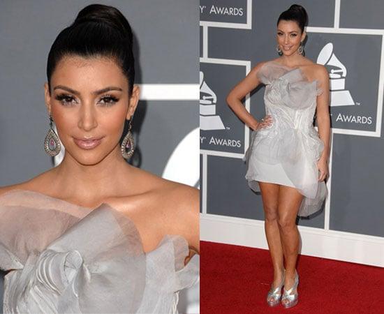 Grammy Awards: Kim Kardashian