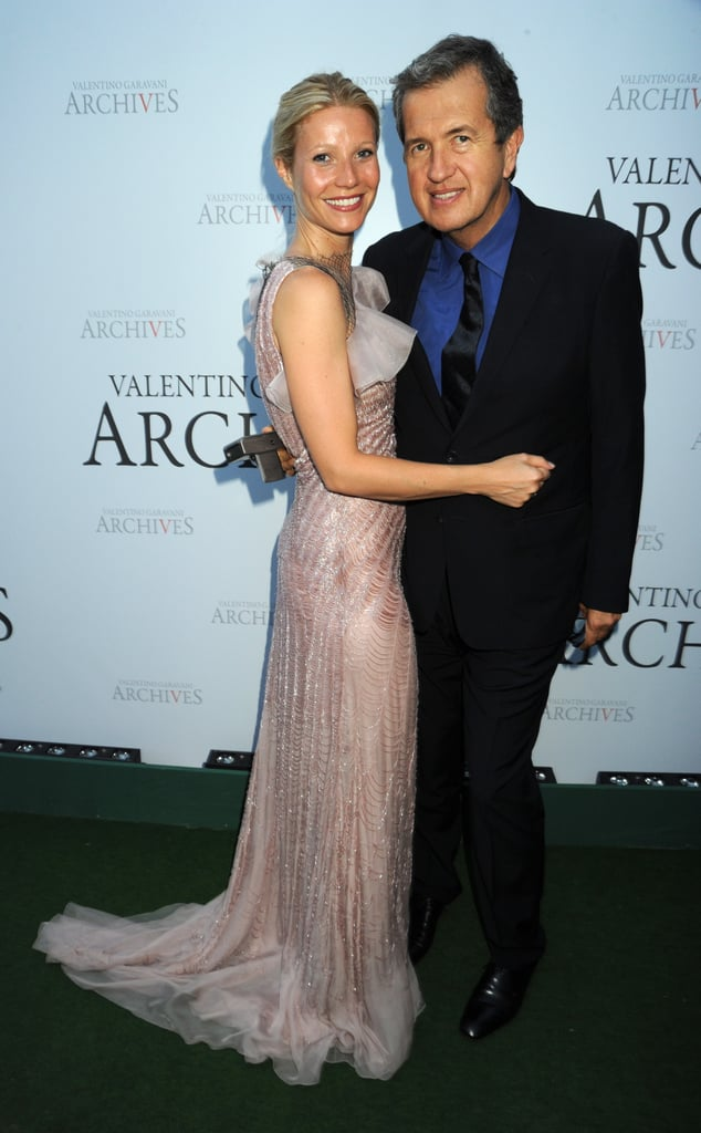 Pictures of Valentino Dinner