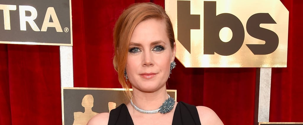 Amy Adams Attends the SAG Awards After That Awkward Oscars Snub