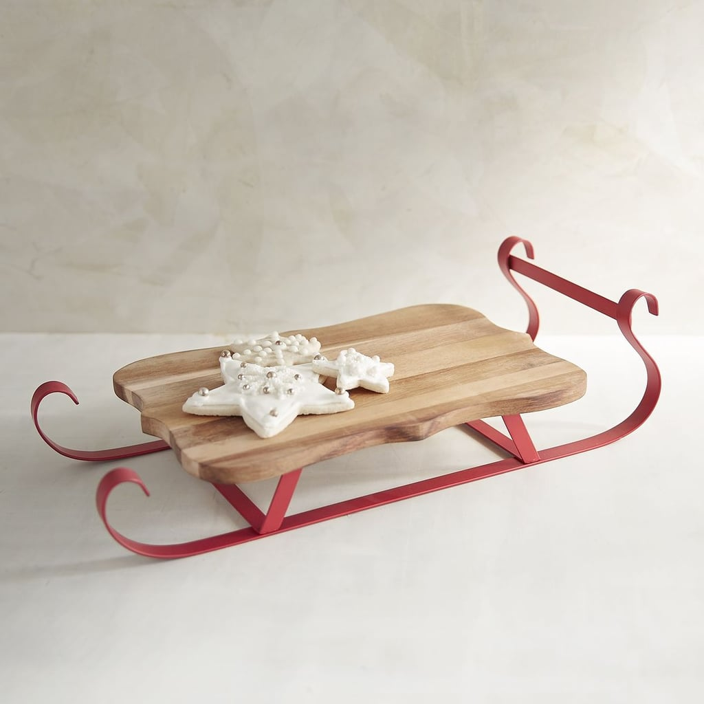 Sleigh Serving Board ($30)
