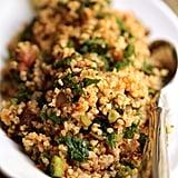 Salads: Quinoa Tabbouleh