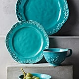 Abelia Dinner Plate ($20) Abelia Side Plate ($12) Abelia Teacup ($12) Abelia Bowl ($14)