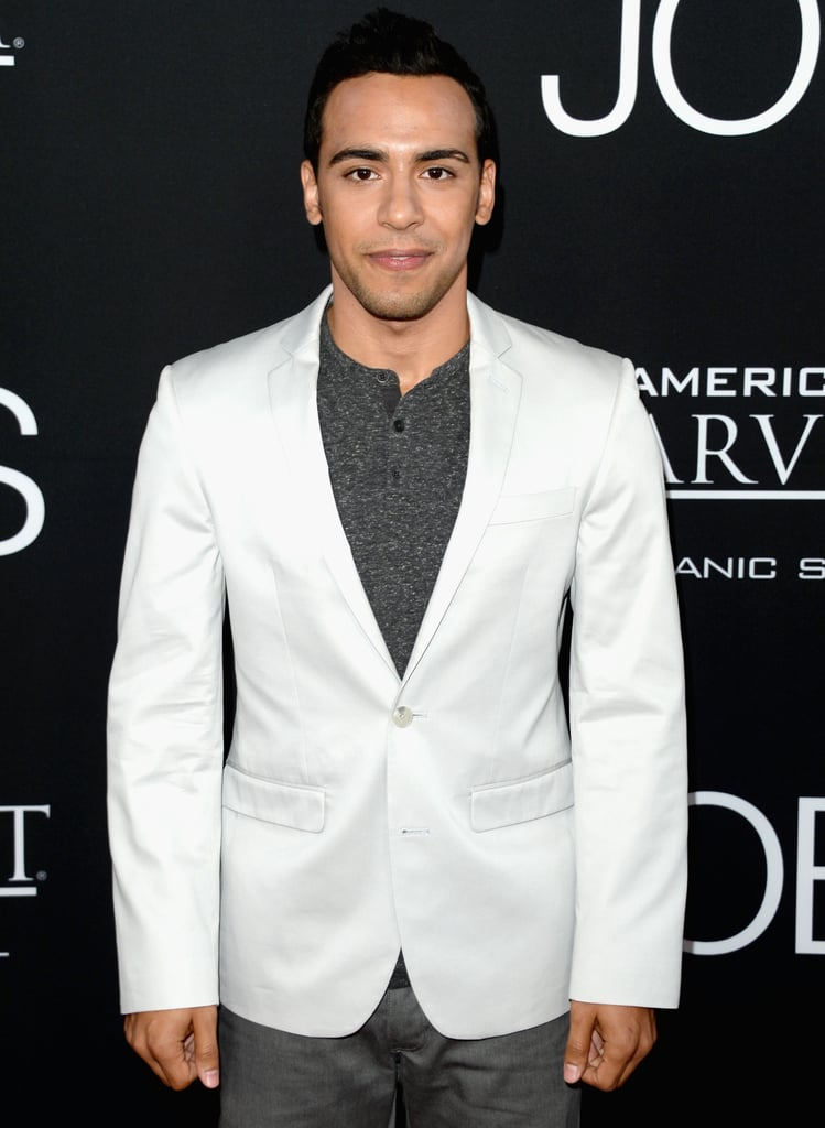 Victor Rasuk has joined Fifty Shades of Grey as Jose, Ana's friend who has a crush on her.