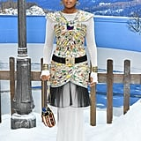 Janelle Monáe at Chanel Fall 2019