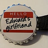 Edward's Girlfriend Twilight-Inspired Bottle Cap Clip, $3