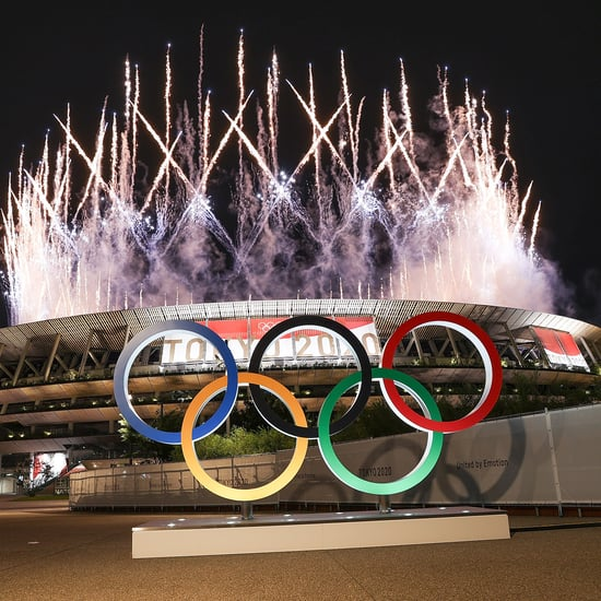 2021 Tokyo Olympics Opening Ceremony Photos