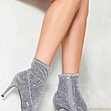 096f9f257923 ... Nasty Gal Shimmer Ankle Bootie ...