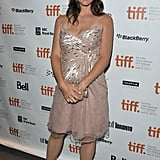 Jennifer Garner was simply chic at the Toronto Film Festival premiere of Butter.