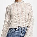ASTR the Label Brynn Mock-Neck Sweater