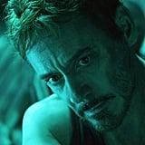 Tony Stark, aka Iron Man