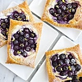 Blueberry Lemon Cream Cheese Danish