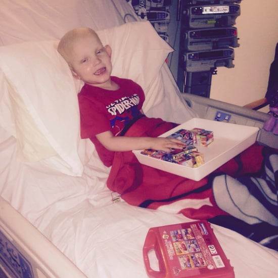 Mom Asks That Terminally Ill Son Passes Away Soon