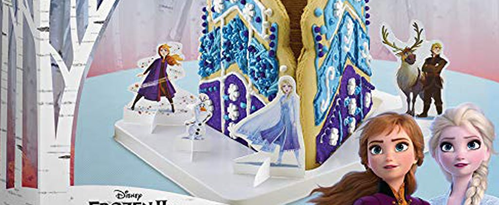 Shops Frozen 2's Sugar Cookie Castle Kit on Amazon