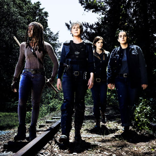 Badass Women of the Walking Dead