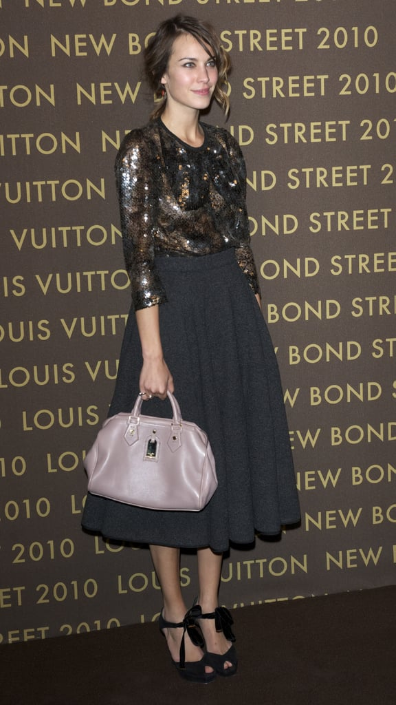 Pictures of Louis Vuitton Store Opening