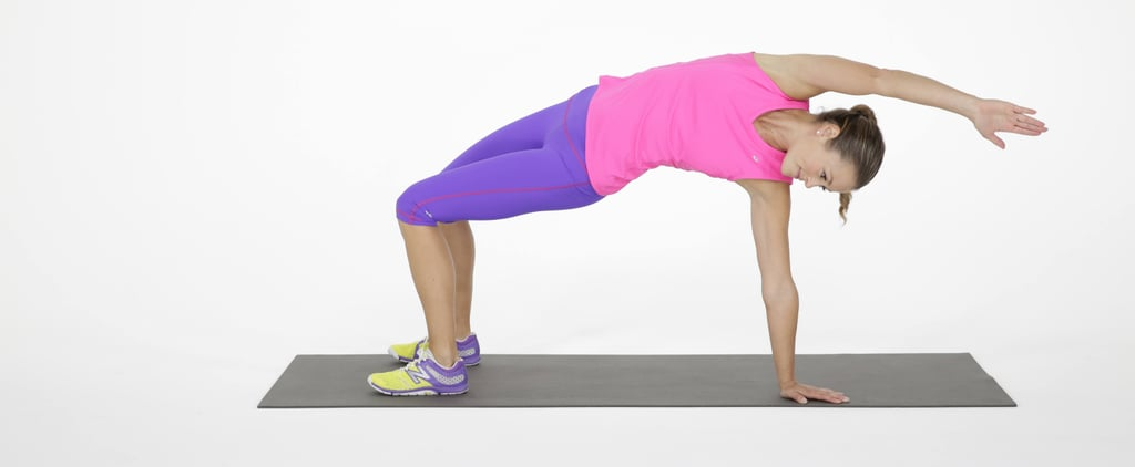 Printable Abs and Core Bodyweight Workout