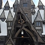 The Hog's Head is attached to the Three Broomsticks.