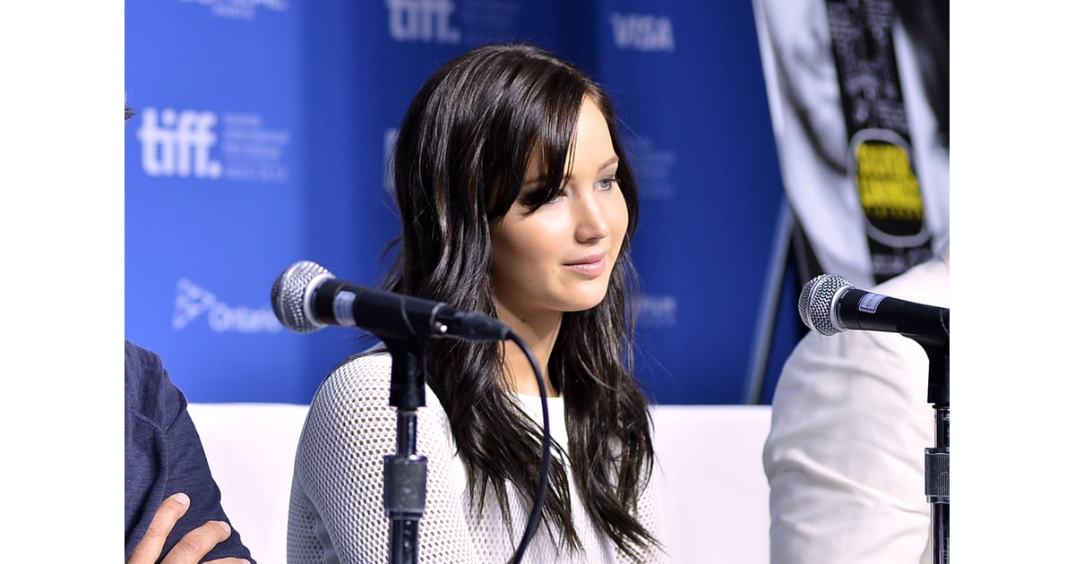 jennifer lawrence promoted silver linings playbook