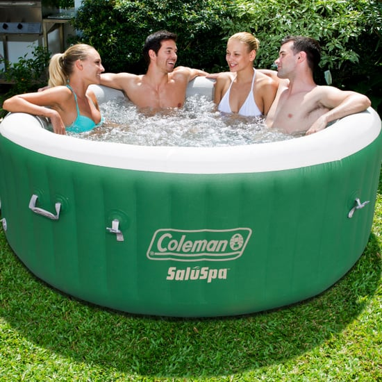 Inflatable Hot Tubs From Walmart