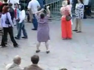 Dance, Grandma, Dance!