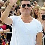 Pictures from X Factor Auditions