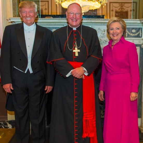 Donald Trump and Hillary Clinton Roast | Al Smith Dinner