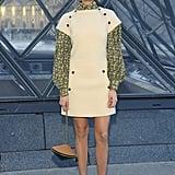 Nina Dobrev at Louis Vuitton Fall 2019