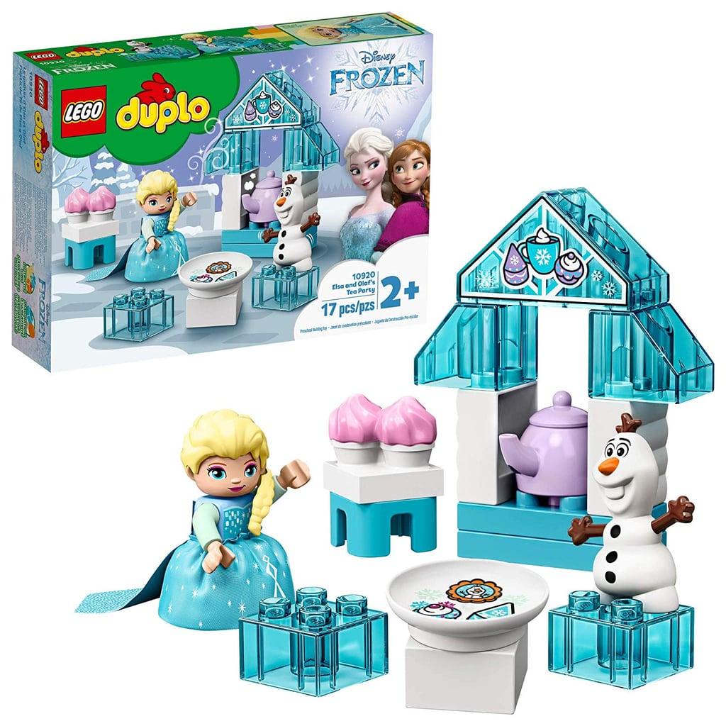 Lego Duplo Disney's Frozen Elsa and Olaf's Tea Party