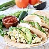 Pressure Cooker Breakfast Tacos
