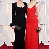 Dakota Johnson's Oscars date was her superstar mom, Melanie Griffith.