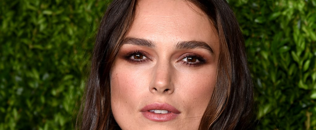 Keira Knightley on Pumping For Her Newborn Baby