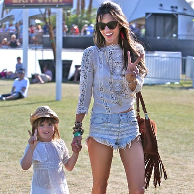 Celebrities at Coachella 2013