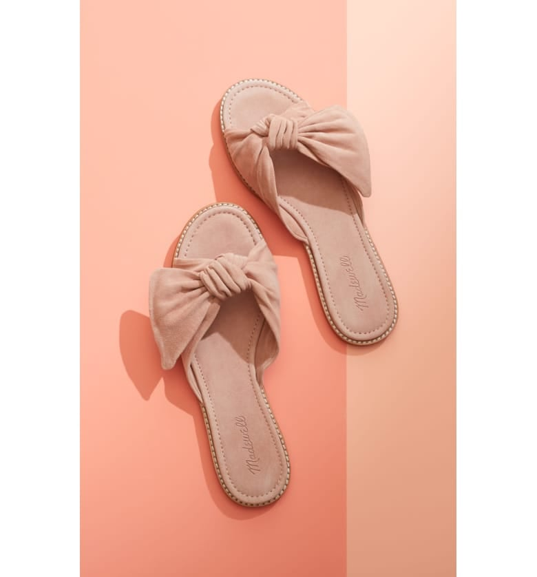 Madewell Naida Slide Sandals