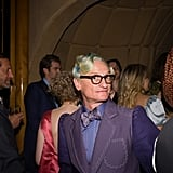 Hamish Bowles at the Met Gala Afterparty