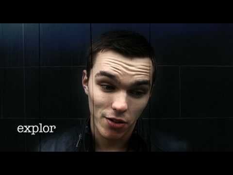Video Clip of Skins and A Single Man Star Nicholas Hoult Talking About Acting Nominated for BAFTA Award and NSPCC Ambassador