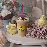 Iced Coffee as Baby