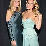 Gwyneth Paltrow and Kate Hudson hung out at the Tiffany & Co. ball in NYC.