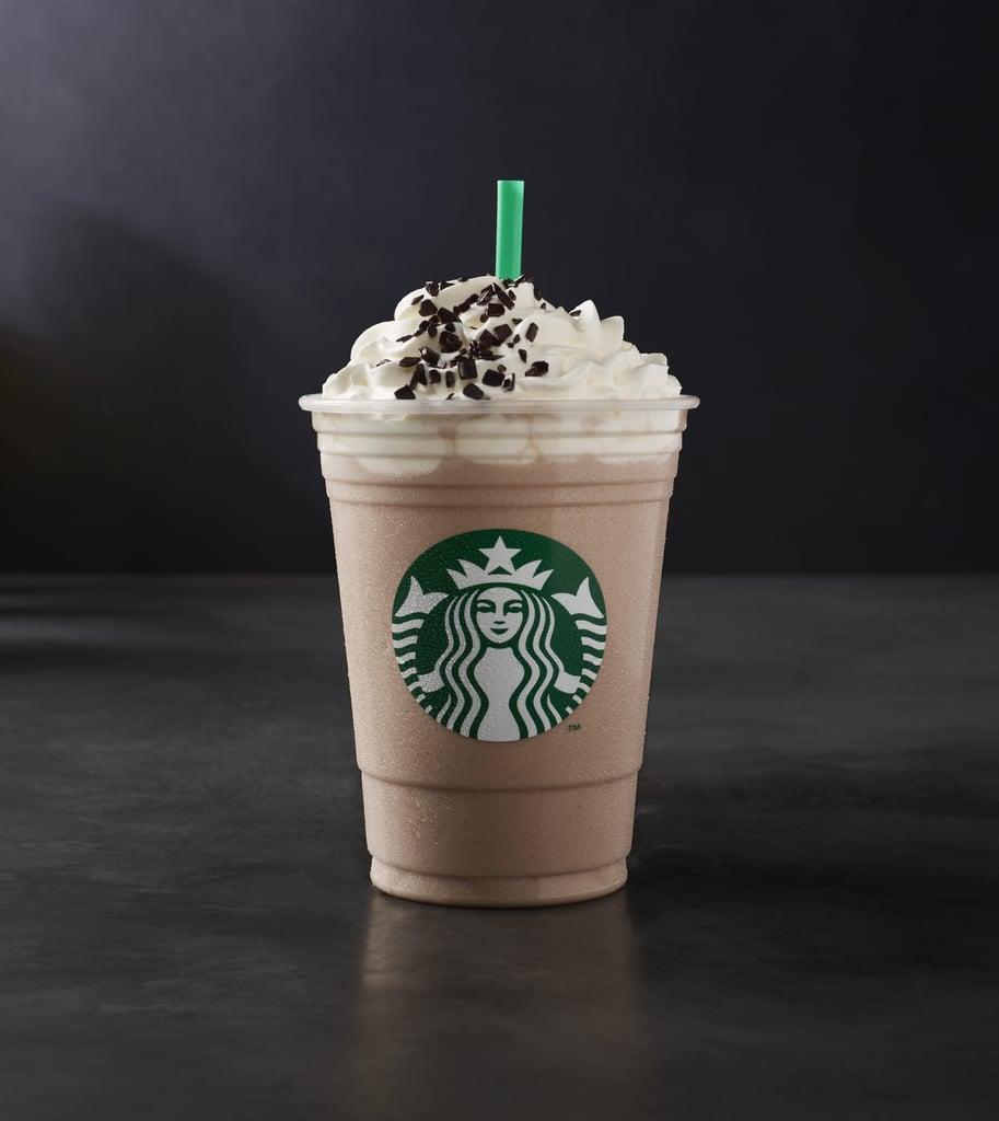 Black And White Frappuccino