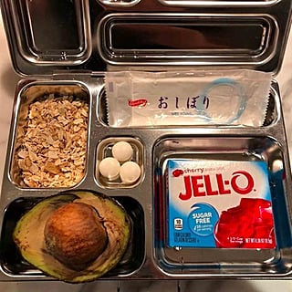 Jason Biggs Packing His Son's School Lunch Fail